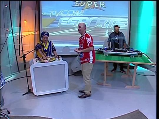 Super TVCOM Esportes - O futuro da dupla Gre-Nal nos búzios - 11/09/15