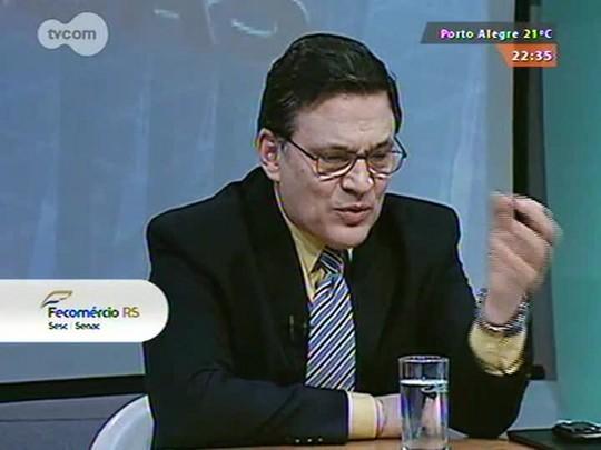 Conversas Cruzadas - Debate sobre o fim do financiamento político privado e a reforma política - Bloco 3 - 22/09/2015