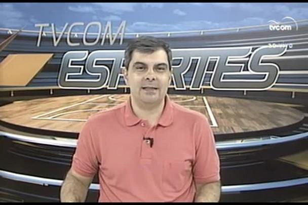 TVCOM Esportes. 1º Bloco. 21.11.15