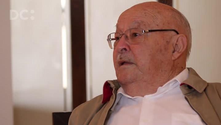 Aluízio Blasi fala da alegria de ter participado da criação da UFSC