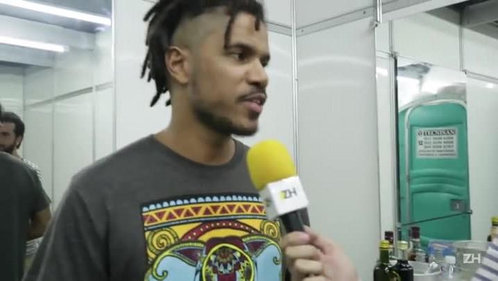 Natiruts revela se prefere Grêmio e Inter