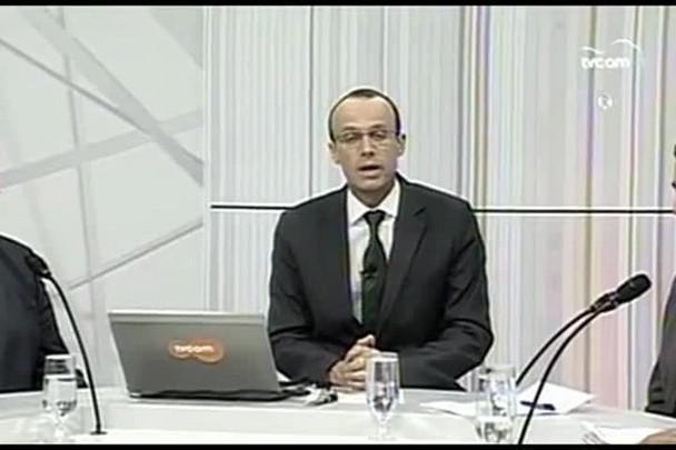 TVCOM Conversas Cruzadas. 2º Bloco. 19.02.16