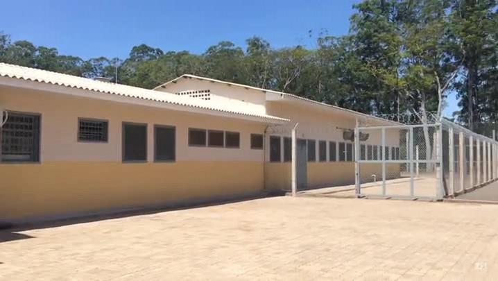 Conheça a nova Penitenciária Estadual de Canoas