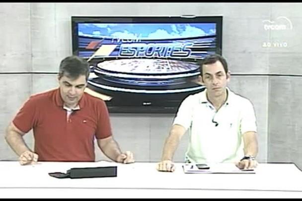 TVCOM Esportes. 2º Bloco. 31.03.16