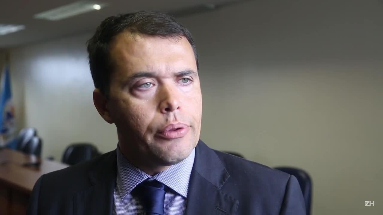Promotor fala sobre Operação Braço Forte