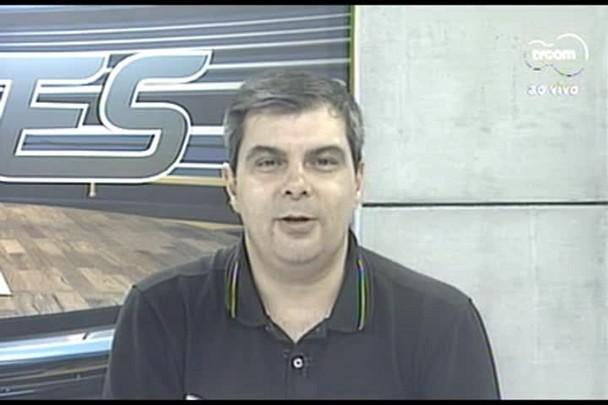 TVCOM Esportes. 4º Bloco. 08.04.16