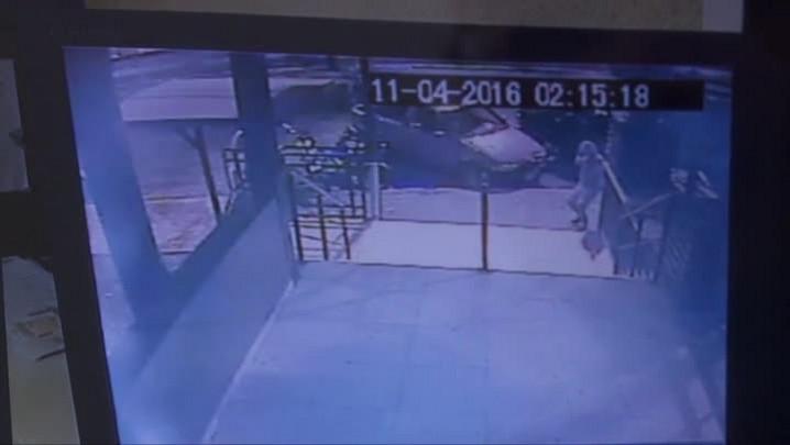 Imagens mostram tiroteio em casa noturna de Chapecó