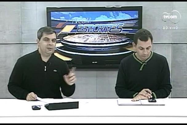 TVCOM Esportes. 2º Bloco. 18.05.16