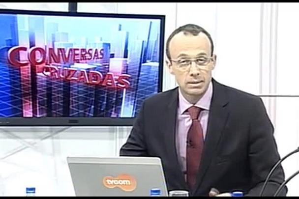 TVCOM Conversas Cruzadas. 3º Bloco. 28.06.16