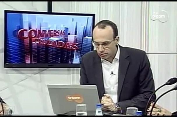 TVCOM Conversas Cruzadas. 2º Bloco. 20.07.16