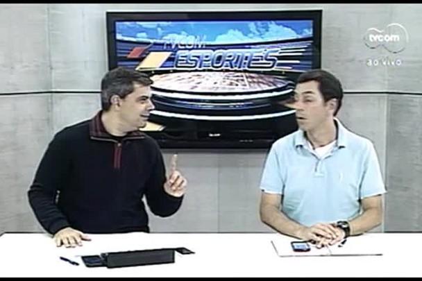 TVCOM Esportes. 1º Bloco. 17.08.16