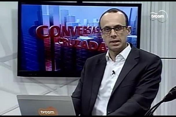 TVCOM Conversas Cruzadas.4º Bloco. 14.09.16