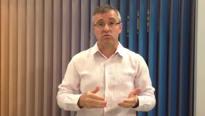 Darci Debona conta como foi a eleição em Chapecó