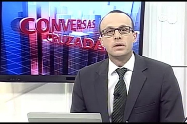 TVCOM Conversas Cruzadas. 2º Bloco. 13.10.16