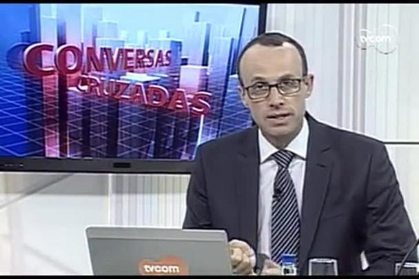 TVCOM Conversas Cruzadas. 2º Bloco. 20.10.16