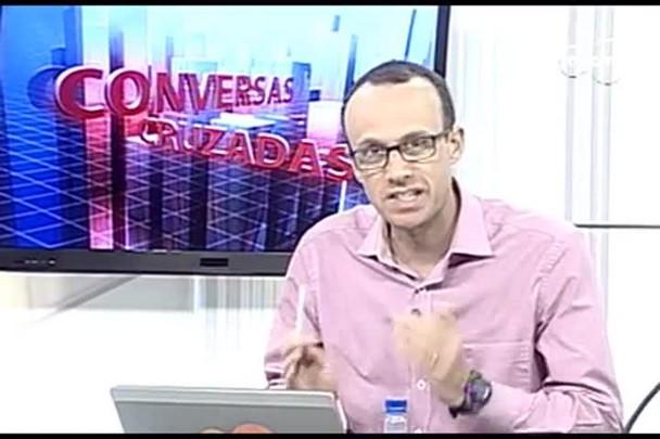 TVCOM Conversas Cruzadas. 3º Bloco. 21.10.16