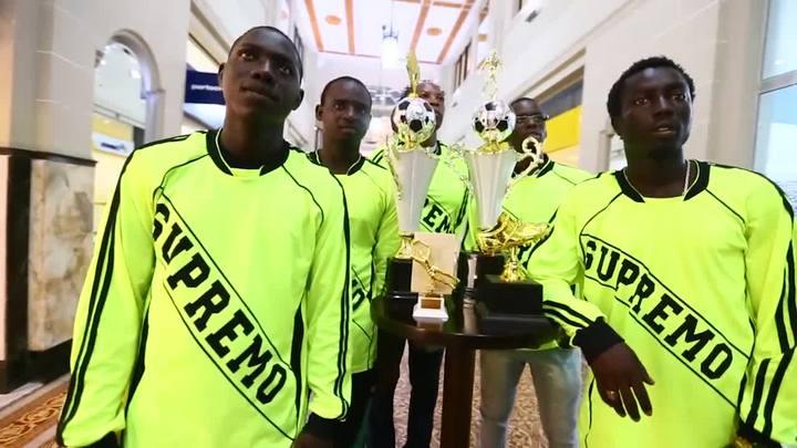 Esporte promove integração com imigrantes