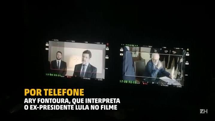 Ator que interpretará Lula fala de filme inspirado na Lava-Jato