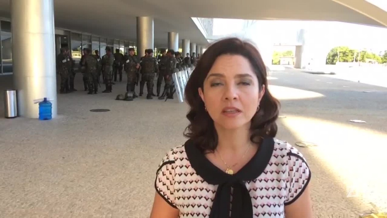 Carolina Bahia: Temer forma bunker para monitorar crise