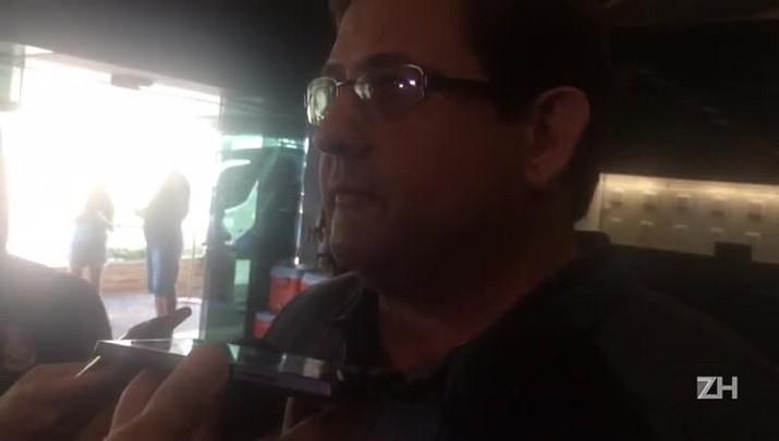 Guto Ferreira fala sobre confroto do Inter contra o Santa Cruz