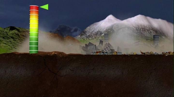 Veja como são formados os terremotos