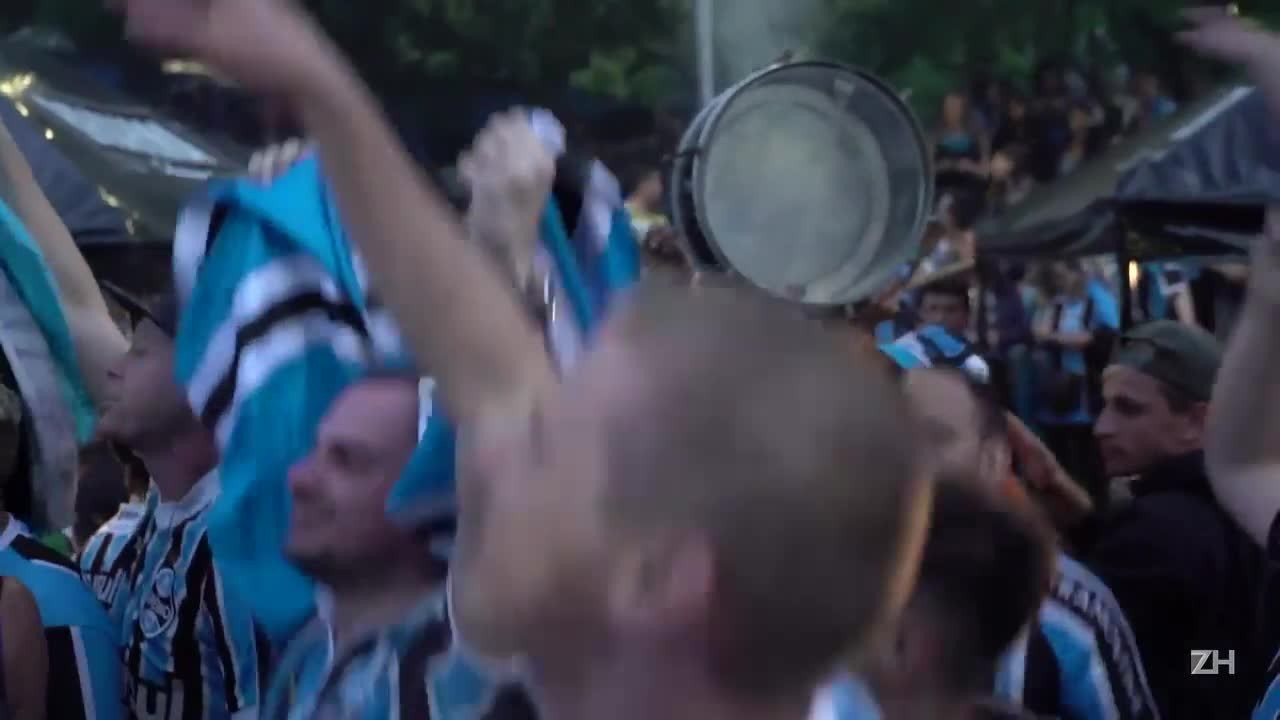 Grêmio conquista tri da Libertadores