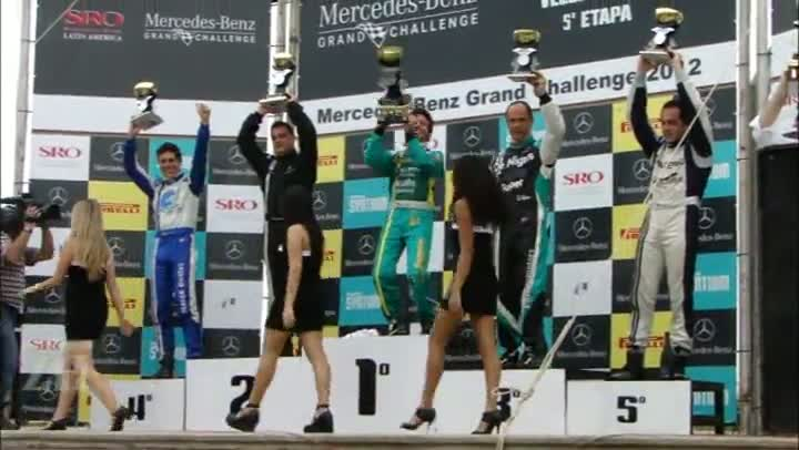 Márcio Campos vence etapa da Mercedes-Benz Grand Challenge no Velopark