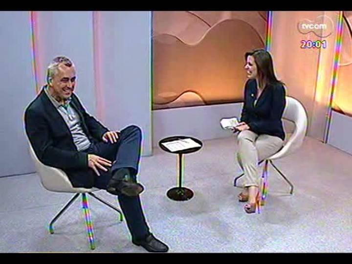 TVCOM 20 Horas - Futuro da Geral do Grêmio - Bloco 1 - 20/03/2013