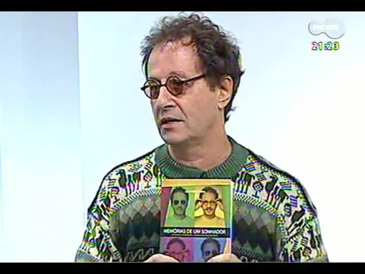 """TVCOM Tudo Mais - Kleiton Ramil fala mais sobre o livro \""""Memórias de um sonhador\"""""""