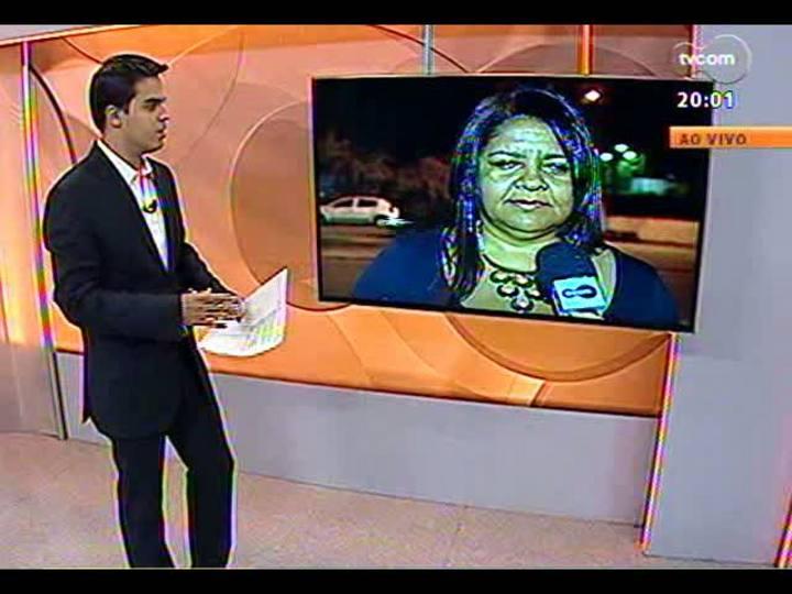 TVCOM 20 Horas - Paralisação na rede estadual - Bloco 1 - 23/04/2013