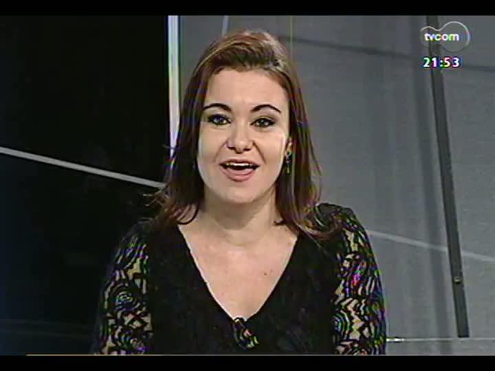 """TVCOM Tudo Mais - Gisela Gueiros fala sobre seu site \""""Taxi Amarelo\"""""""