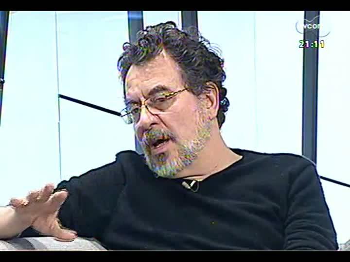 TVCOM Tudo Mais - Cineasta Jorge Furtado fala do trabalho em dois grandes projetos