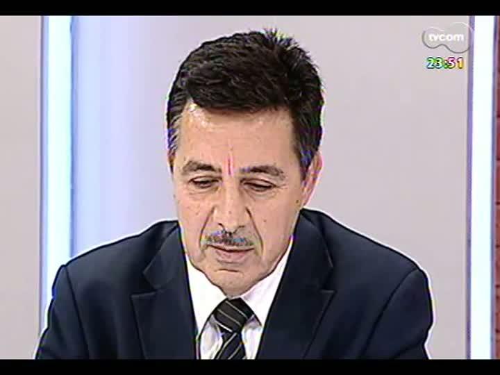 Mãos e Mentes - Presidente do Conselho de Ciência e Tecnologia de Porto Alegre, Edgar Bortolini - Bloco 2 - 04/07/2013