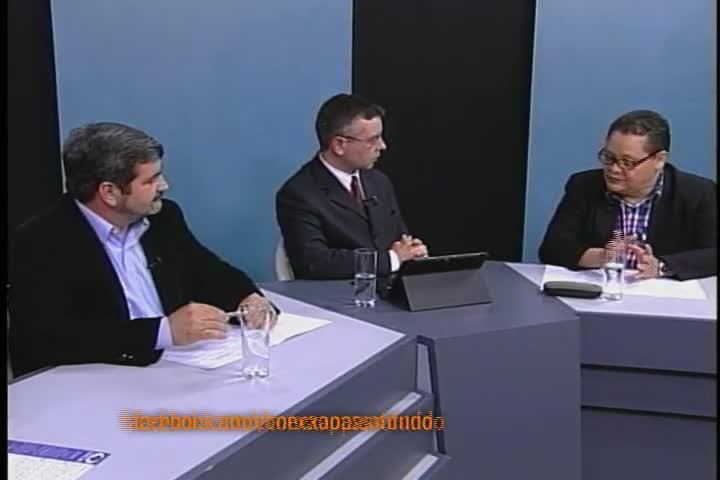 Conexão Passo Fundo discute a reforma política - bloco 1