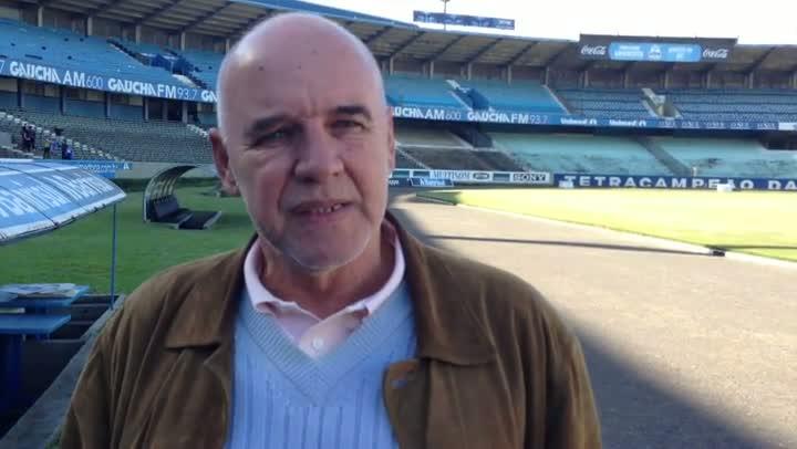 América Azul: confira depoimento de Valdir Espinosa, ex-jogador do Grêmio, sobre a conquista tricolor em 1983