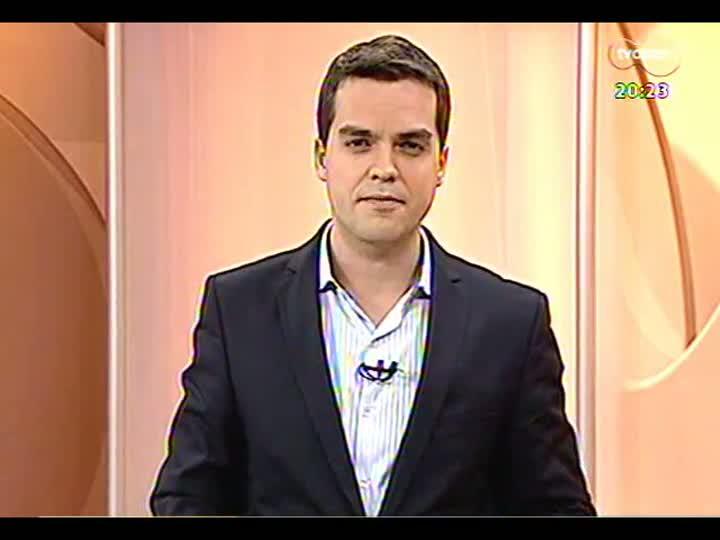 TVCOM 20 Horas - O Movimento Rio Grande do Sim e a venda de ingressos para a Copa do Mundo - Bloco 3 - 19/08/2013