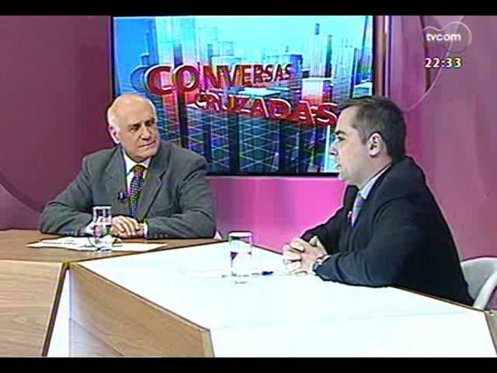 Conversas Cruzadas - Quais as chances dos EUA atacarem a Síria? - Bloco 2 - 04/09/2013
