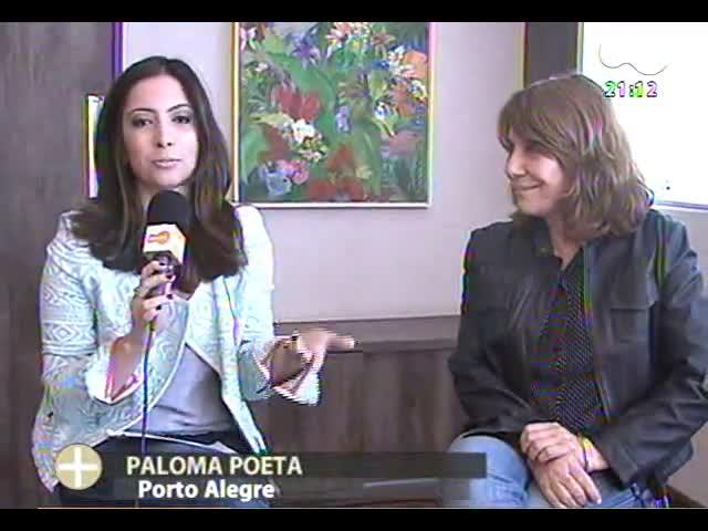 TVCOM Tudo Mais - Confira um bate papo com a atriz Renata Sorrah