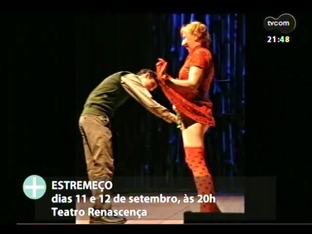 TVCOM Tudo Mais - Prêmio Braskem em Cena chega a 8ª edição