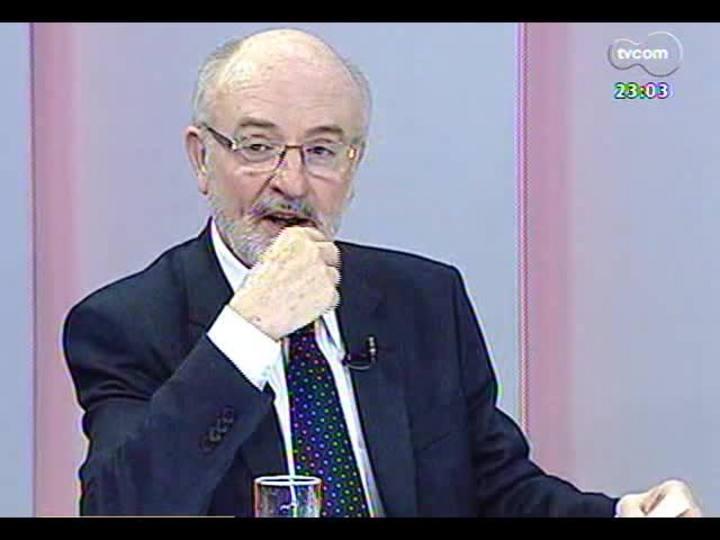Conversas Cruzadas - Avaliação sobre os primeiros resultados do programa Mais Médicos - Bloco 3 - 17/09/2013