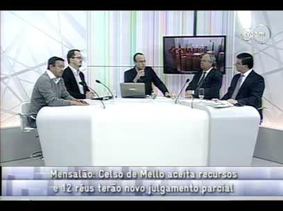Conversas Cruzadas - Julgamento Mensalão - 2º bloco – 18/09/2013