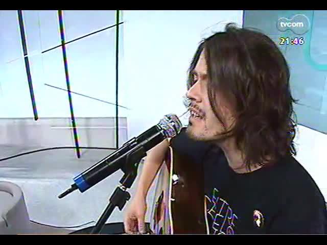 TVCOM Tudo Mais - Filipe Catto toca no programa e fala sobre seu novo DVD