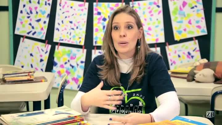 Nicole Sauthier Niche é finalista do Prêmio RBS de Educação — Para Entender o Mundo, categoria Escola Particular