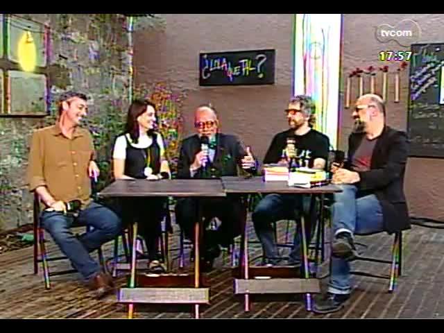 Café TVCOM - As férias da família Nogueira - Bloco 1 - 23/11/2013