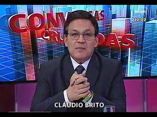 Conversas Cruzadas - Governador Tarso Genro faz balanço de 2013 e fala das prioridades para o último ano de seu mandato - Bloco 1 - 26/12/2013