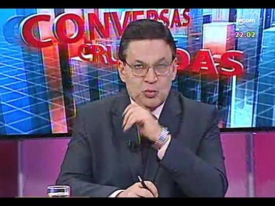 Conversas Cruzadas - Será que os presídios gaúchos são melhores que os do Maranhão? - Bloco 1 - 08/01/2014