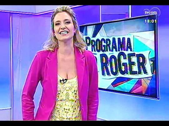 Programa do Roger - \'Lojinha do Roger\': concorra a um superkit de presentes - Bloco 2 - 10/01/2014