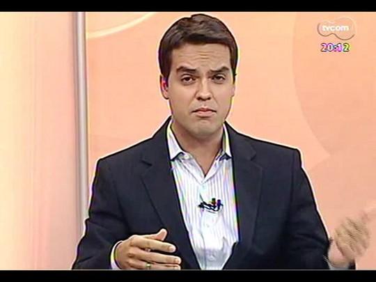 TVCOM 20 Horas - Reunião termina sem acordo e greve dos rodoviários continua em Porto Alegre - Bloco 2 - 28/01/2014