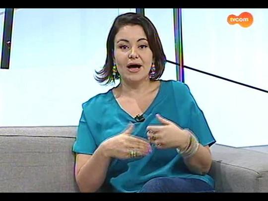 TVCOM Tudo Mais - Miss plus size dá dicas de moda para mulheres gordinhas