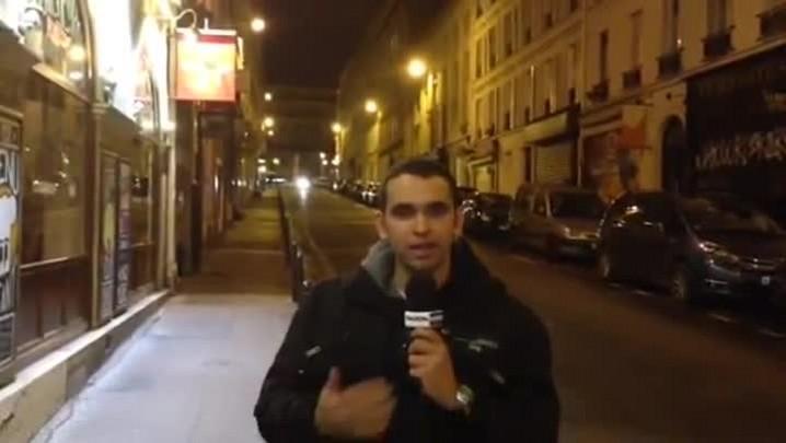 Franceses Explicam por que sempre ganham do Brasil - 03/03/2014